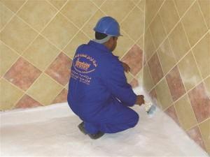 شركة عزل حمامات بالاوجام