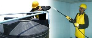 شركة تنظيف خزانات بالاوجام
